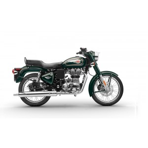 Royal Enfield Bullet EFI 500 - Forest Green £3999+OTR