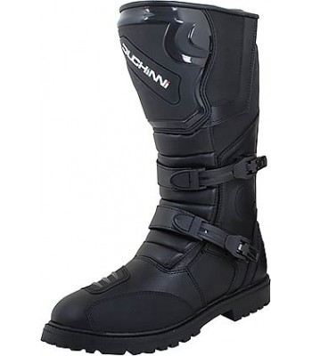 Duchinni Quest Adventure Boot Black