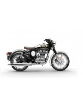 Royal Enfield Classic Chrome - Forest Green £4699+OTR
