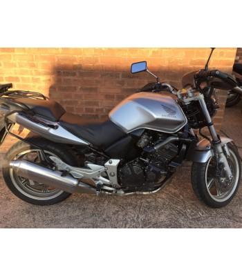 Honda CB600F Silver 2007