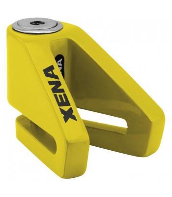 Xena X1 Yellow Disc Lock (No Alarm) 6Mm Pin