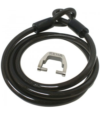 Xena Cable And Adapter For Use With Xena Alarmed Disc Locks