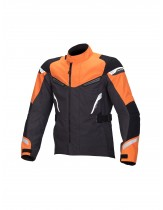 Macna Myth All-Season Waterproof Jacket Orange
