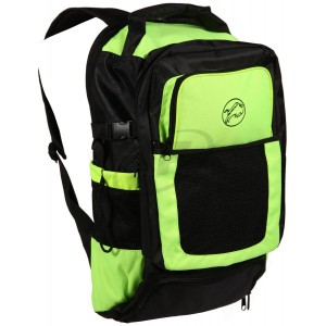Buffalo Rucksack Fluorescent Yellow