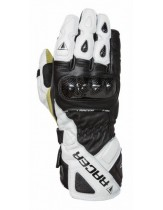 Racer Multi Top 2 Leather Glove White
