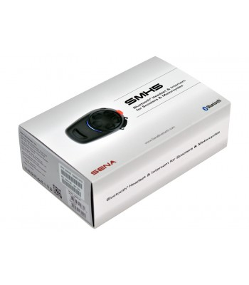 Sena SMH5 Single Motorcycle Bluetooth Communication System