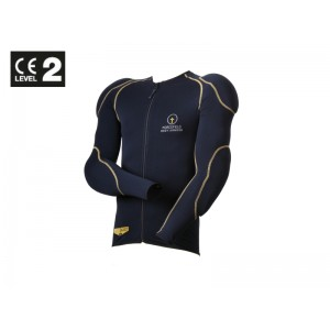 Forcefield Sport Jacket 2 With Certified Protection Blue Yellow