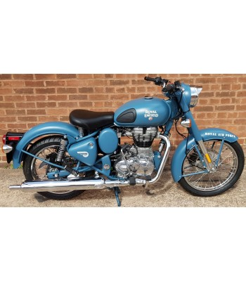 Royal Enfield Classic Military - Squadron Blue £4499+OTR