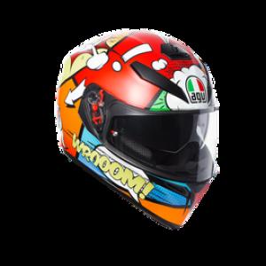 AGV K-3 SV Balloon Motorcycle Helmet