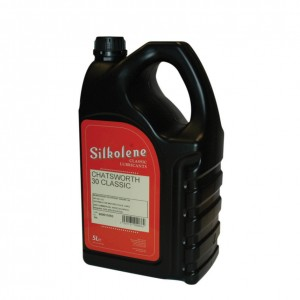 Silkolene Chatsworth SAE 30 Classic Oil - 5 Litres