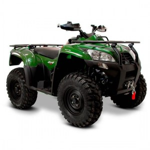SMC Max 700 4x4 farm utility quad,Power steering,EFI