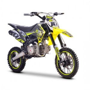 10TEN MX 125R Geared Junior Dirt Pit Bike