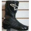 Alpinestars GPS 3 Black Motorcycle Boot