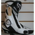Alpinestars SMX Plus 2012 Motorcycle Boots - White