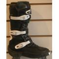 Alpinestars Tech 4 Kids Motocross Boots - Black