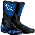 Alpinestars SMX 4 Motorcycle Boots - Blue