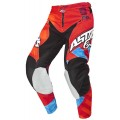 Alpinestars Braap Kids Race Pants Red Blue Orange