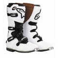 Alpinestars Tech 6 Motocross Boots - White
