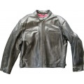 A-Pro Roadstar Leather Motorcycle Jacket