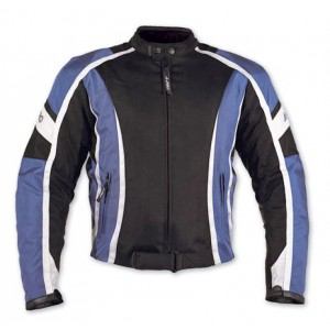 A-Pro Fireblade Textile Motorcycle Jacket - Blue *LAST ONE*