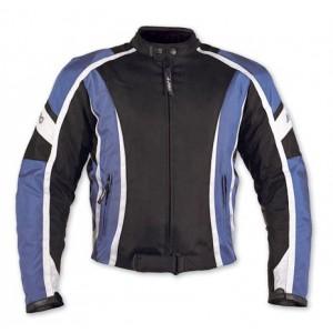 A-Pro Fireblade Textile Motorcycle Jacket - Blue
