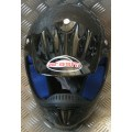 Arashi Twister Carbon Adult MX Helmet