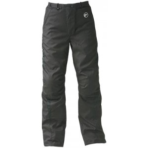 Bering Lady Atlanta Waterproof Motorcycle Trousers - Black