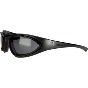 Davida WRS Mk 1 Seventy 4 Kit Motorcycle Sunglasses Goggles - Black