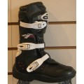 Alpinestars Tech 4S Kids Motocross Boots - Black