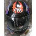 FM Axe Black Blue Red *LAST ONE*