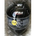 FM Tomohawk Gloss Black Helmet
