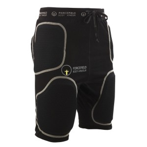 Forcefield Action Shorts with Sports Armour