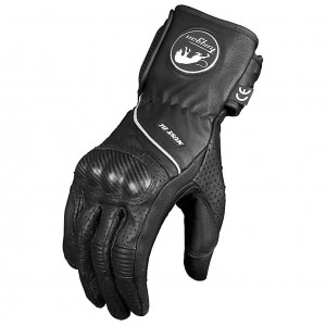 Furygan Must III Ladies Motorcycle Gloves - Black