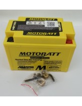 Motobatt battery MBTX9U replaces YTX9BS CTX9BS