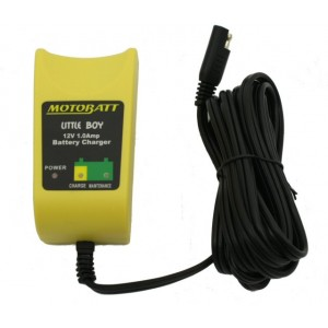 Motobatt Little Boy Battery Charger