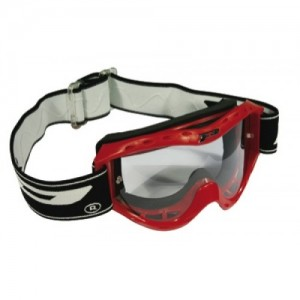 Progrip 3101 Kids Motocross Goggles - Red