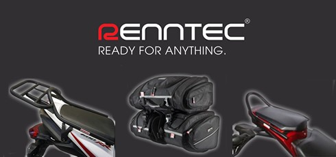 Renntec Luggage & Racks