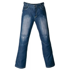 Richa Kevlar Motorcycle Jeans - Blue