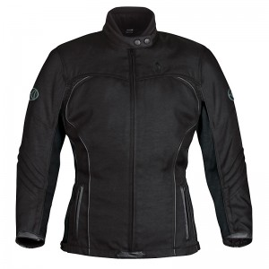 ecf6072a47 Richa Orchidee Ladies Textile Motorcycle Jacket - Black