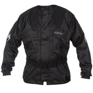 Richa Rain Warrior Waterproof Jacket - Black