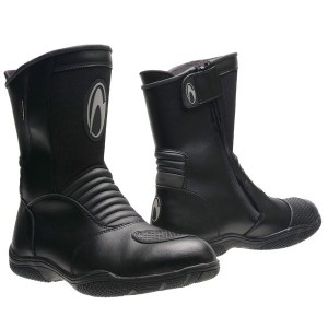 Richa Monza Motorcycle Boots Black