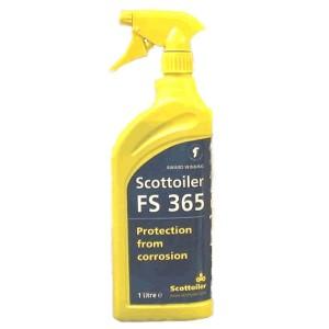 Scottoiler FS365 Anti Corrosion Spray - 1 Litre