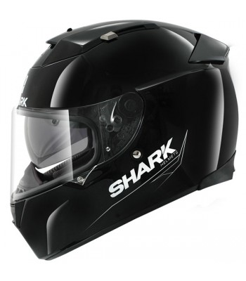 shark speed r motorcycle helmet gloss black. Black Bedroom Furniture Sets. Home Design Ideas