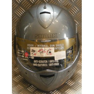 Shark Evoline Flip Front Motorcycle Helmet - Grey