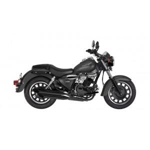 Keeway Superlight 125 Motorcycle - Matt Black £2099+OTR