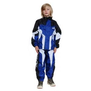 Wulf Kids Wet Weather Rain Suit - Blue
