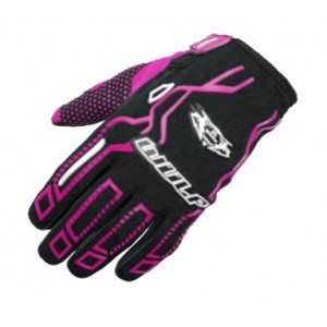 Wulf Force Motocross Gloves - Pink