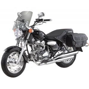 Keeway Superlight 125 Motorcycle - Gloss Black £2199+OTR