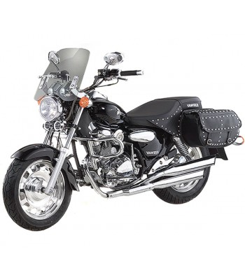Keeway Superlight 125 Motorcycle - Gloss Black £2199+OTR