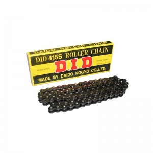 DID 415 Standard Drive Chain 120 Links Black